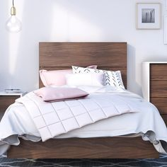 Found it at AllModern - Duley Twin Platform Bed