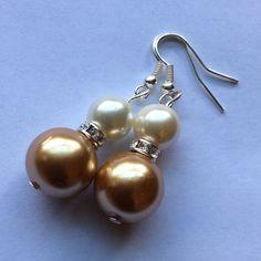 Bogo Sale  Statement Pearl Earrings