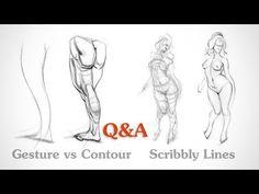 Figure Drawing Tutorial | CG anatomy & tutorials for artists ...