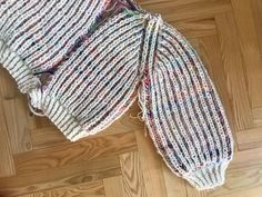 Knitting Ideas, Stitches, Knitwear, Harem Pants, Babe, Pullover, Sweaters, Inspiration, Instagram