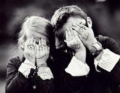La meilleure idée originale enfants photo originale d enfants noir et blanc photographie