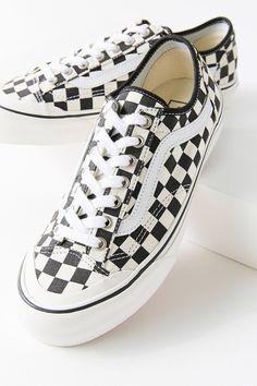 f34852f09c87 Vans Style 36 Decon SF Checkerboard Sneaker