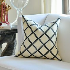 Designer Pillow Giveaway and Sponsor!