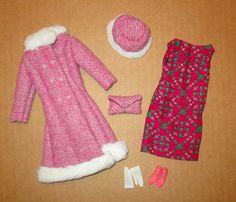 Vintage Barbie - Japanese Exclusive Francie Outfit 2229. Pale Version (cost: 1995.00)