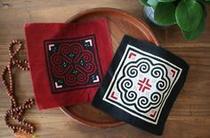 Vintage Hmong Handmade Fabric / Hill Tribe Textile