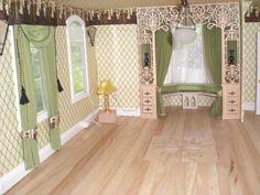 Master bedroom - Garfield - Victoria Villa - June 09 - Gallery - The Greenleaf Miniature Community