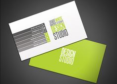 Business Card Examples   Free & Premium Templates