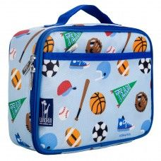 Kids lunch Box & Bags: Olive Kids Game On Lunch Box