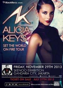 Alicia Keys (lahir dengan nama Alicia Augello Cook  25 Januari 1981
