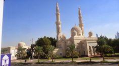 Jumeirah Grand mosque Dubai