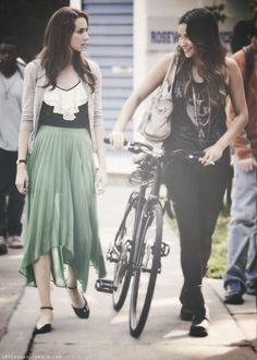 PLL // Spencer & Emily //