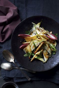 Endive Salad styling by Bianca Nice