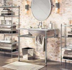 vignette design: Apothecary Sinks