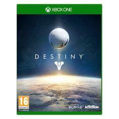 Destiny cover for Xbox One.