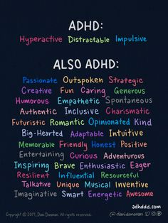 """ADHD encompasses many positive traits!"" Thank you for sharing 'Pivot Point Family Growth Centre' parents council Adhd And Autism, Adhd Kids, Adhd Facts, Adhd Funny, Adhd Humor, Adhd Help, Positive Traits, Adhd Brain, Adhd Strategies"