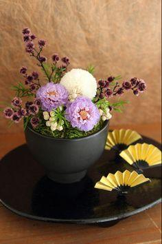 Flower Words, Flower Images, Church Flowers, Funeral Flowers, Ikebana Flower Arrangement, Floral Arrangements, Flower Centerpieces, Flower Decorations, Japanese New Year