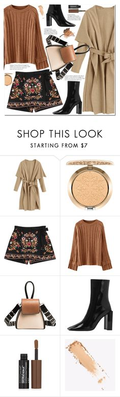 """""""Fall"""" by duma-duma ❤ liked on Polyvore featuring MAC Cosmetics and Maybelline"""