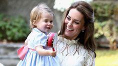 5 самых ярких выходов принцессы Шарлотты