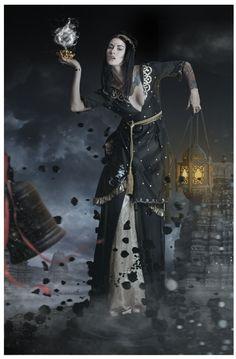 Creating a Fantasy Photomanipulation
