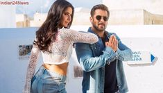 It's only poetic justice that Bollywood spy thriller Tiger Zinda Hai, filmed extensively in Abu Dhabi, is injected with a generous dose of Arabic flavour.Gear up for the Arabic version of Swag Se Swagat, the hit song featuring Salman Khan and Katrina. Bollywood Celebrities, Bollywood Actress, Salman Katrina, Ali Abbas Zafar, Salman Khan Photo, Katrina Kaif Photo, Box Office Collection, Bollywood Updates, Hai