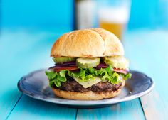 Are you a burger lover who's always looking for new spins on the classic American dish? We have you covered with these 50 tasty burger recipes.