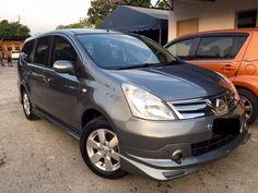 2012 Nissan Grand Livina 1.8