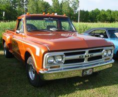 Chevrolet C/K - Wikipedia, the free encyclopedia
