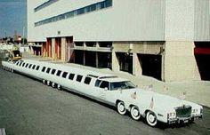 längste limousine der welt