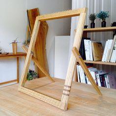 "21 Likes, 1 Comments - 성정은 (@jeongeunlala) on Instagram: ""#리우목공방 #RIUWOODCRAFT #목수 #목공방 #원목가구 #대구 #원대동 #carpenter #furniture #wood #핸드위빙 #핸드위빙틀 #화이트오크 와 #월넛…"""
