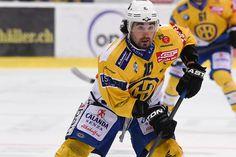 Hockey Club Davos - Enzo Corvi`s Anschlusstreffer kam zu spät - oh no - 2. Halbfinalspiel HCD - Bern 1:2