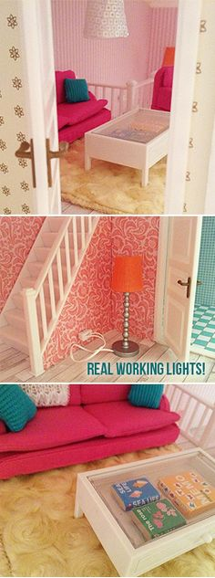 Holiday 2013: A Little Girls Dream Doll House by Lundby