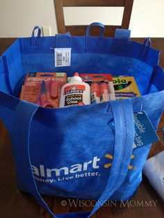 Elmer's Bag It Forward ~ Wisconsin Mommy Wisconsin, Schools, Diaper Bag, Bags, Ideas, Handbags, Dime Bags, School, Diaper Bags