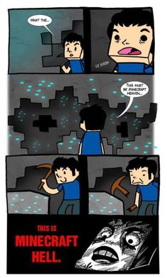 Minecraft heaven - www.funny-pictures-blog.com