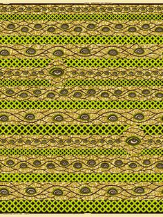 African Vlisco fabric. To learn more about Vlisco, or to order fabric, visit their website at www.vlisco.com. For further reading on African textiles in general, and Vlisco in particular, we recommend Duncan Clarke's The Art of African Textiles (Thunder Bay Press, 2002).