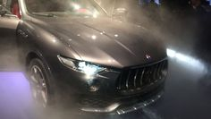 Add Maserati to the growing list of luxury automakers embracing an SUV with the Levante, its entry into the category, unveiled in a private ceremony in Hollywood earlier this week.