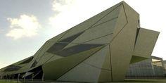 Zaha Hadid Architects — Seville University Library