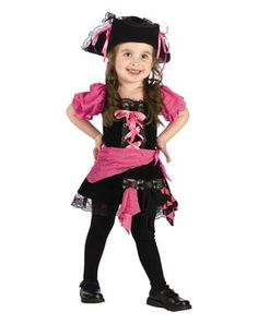 Pink Punk Pirate Costume for Toddler Ahoy dear reader! Take a look at our Pink Punk Pirate costume for your toddler this Halloween. The one-piece pirate costume comes Baby Pirate Costumes, Pirate Baby, Toddler Halloween Costumes, Cute Costumes, Halloween Ideas, Costume Ideas, Costumes Kids, Halloween Birthday, 4th Birthday