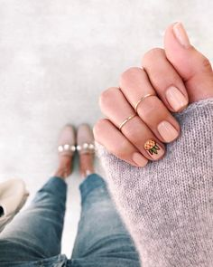 """19.6k Likes, 673 Comments - Brittany Xavier (@thriftsandthreads) on Instagram: """"Can't get enough pineapple details lately  new mani via @oliveandjune"""""""