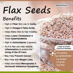 Flax seeds are the tiny seeds extracted from the flax crop. It has antioxidants, fiber, omega 3 fatty acids. Here are some Surprising Benefits of Flax Seeds Cucumber Benefits, Matcha Benefits, Coconut Health Benefits, Keto Benefits, Flax Seed Benefits, Tomato Nutrition, Grass Fed Beef, Lower Cholesterol, Food Hacks