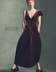 "dote3 620x803 Elle França Agosto 2013 | Doutzen Kroes em ""Special Mode"" por Andreas Sjödin [Editorial]"