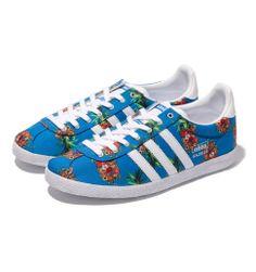 Hombre Adidas Gazelle OG Sharp GRIS blanco formadores zapatos Pinterest