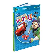 LeapFrog LeapReader Book: Pixar Pals Puzzle Time (works with Tag)
