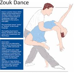 What is zouk? I don't really know how much of this is correct, but it explains zouk way better than I ever could. Dance Videos, Dance Pics, Bristol, Best Qoutes, Salsa Bachata, Leigh On Sea, Partner Dance, Flamenco Dancers, Yoga Dance