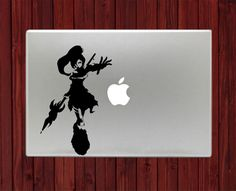 Nidalee League of legends Macbook Decal Stickers