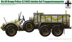 Kfz.69 Krupp Prötze