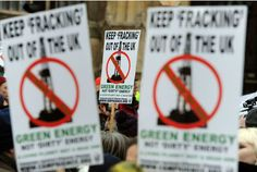 Power of the people needed to stop future fracking