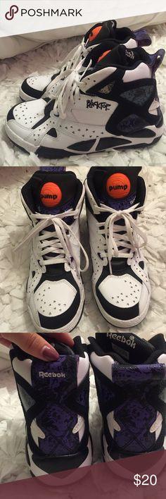 Reebok Pump Sneakers. Orange PumpsGreen ... a9d80863e