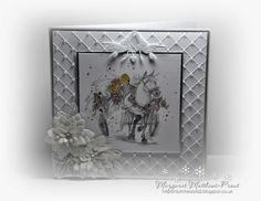 dutchess: A wedding card....