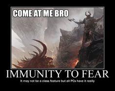 Immunity To Fear