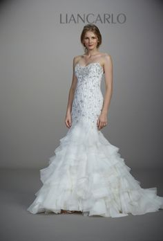 Liancarlo wedding dress - Fall 2013